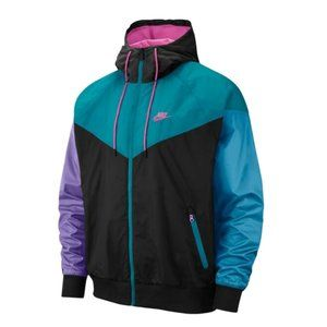 Nike Sportswear Men's Hooded 90's Windbreaker AR21